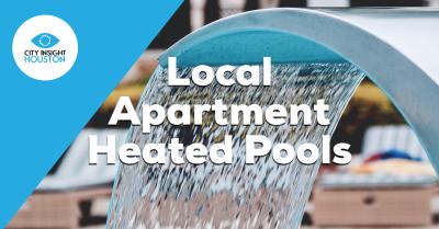 heated pools in houston