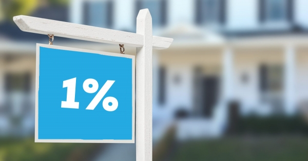 Houston home sellers sale for 1 percent
