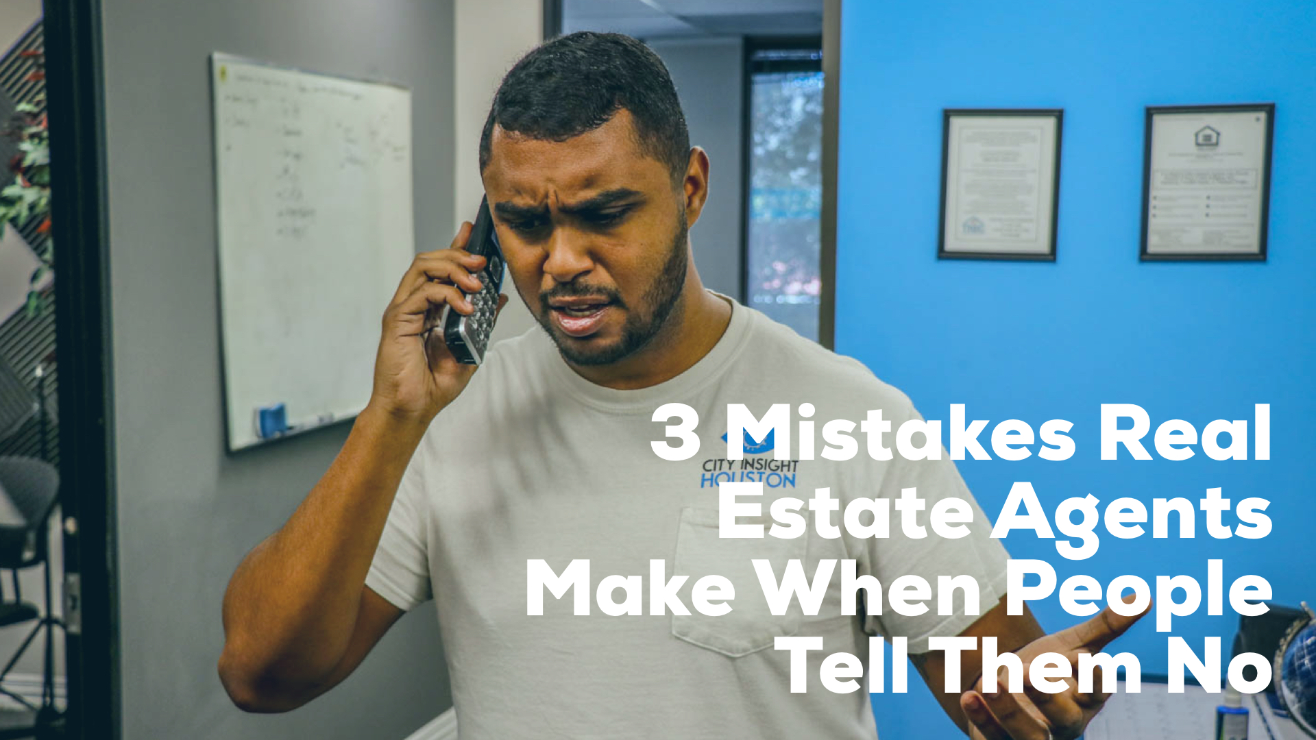mistakes real estate agents make